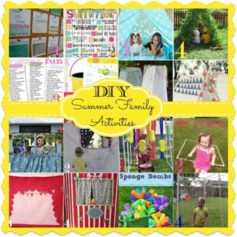 diy summer projects 5 diy summer family activities home stories a to z