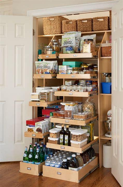 Shelfgenie Pantry by Shelfgenie Provides Custom Shelving For Your Pantry