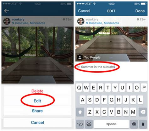 How To Find To Follow On Instagram Instagram Update Caption Editing Discovery More