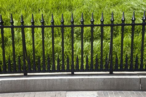 iron fence pictures and ideas