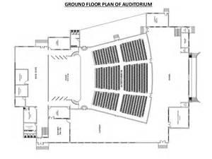 Auditorium Floor Plan by Auditorium Plan Images