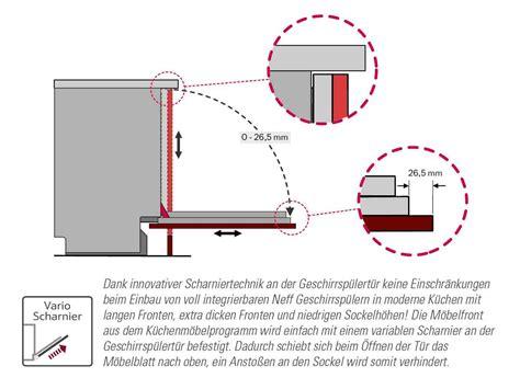 Toaster Siemens Neff Gv 661 Vollintegrierbarer Einbau Geschirrsp 252 Ler F 252 R