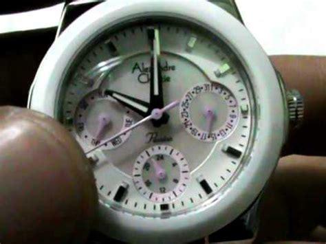 Jam Tangan Alexandre Christie 2224 alexandre christie watches ac 2224 bf ceramic starloji