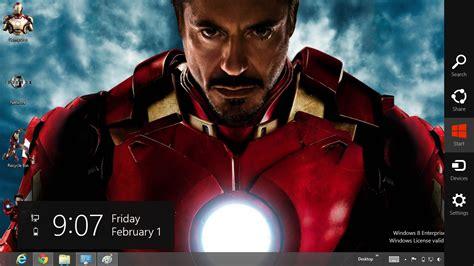 download themes for windows 7 iron man iron man 3 theme for windows 8 ouo themes