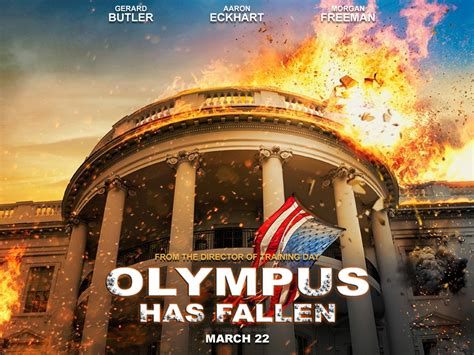film olympus has fallen wiki olympus has fallen fredrick bond set to direct olympus