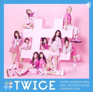 twice first album twice album wikipedia