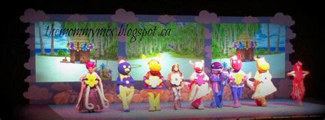 Backyardigans Live On Stage The Mix The Backyardigans Sea In Adventure