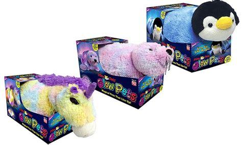Penguin Glow Pillow Pet by Pillow Pets Glow Pets Groupon