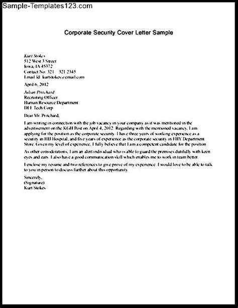 security guard cover letter sle security officer cover letter 28 images sle cover