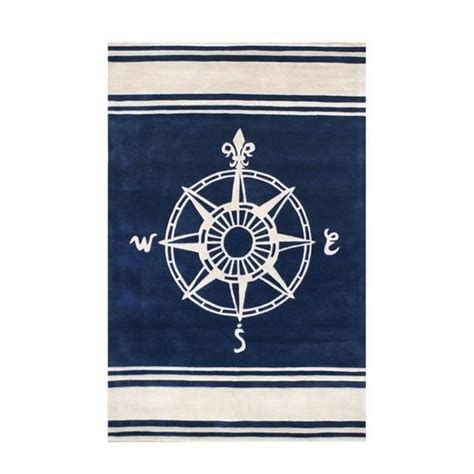 nautical compass rug classic compass rug in navy by nejad rugs oval rugs rugs for boys 139 found on