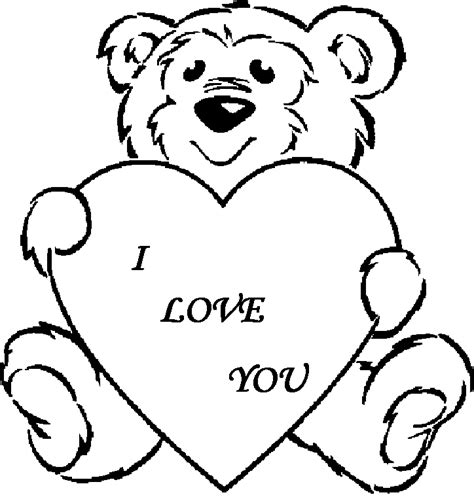 cute valentines day coloring pages az coloring pages