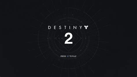 Destiny 2 Home Screen Wallpaper 61912 1920x1080 px