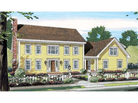 early american house plans glenpark early american home plan 038d 0568 house plans