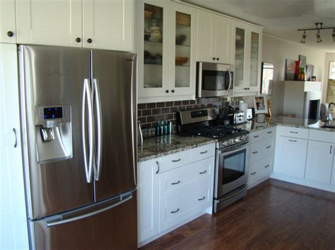 kitchen with off white cabinets best option color off white kitchen cabinets derektime