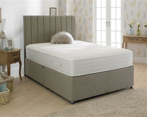 shire beds shire beds eco rest 3ft single divan bed