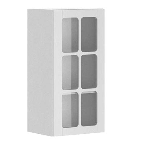 white bathroom cabinet with glass doors eurostyle odessa ready to assemble 15 x 30 x 12 5 in wall