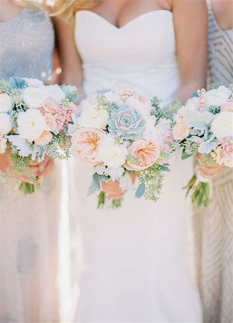 Wedding Flowers For Bridesmaids by 100 Summer Wedding Bouquets