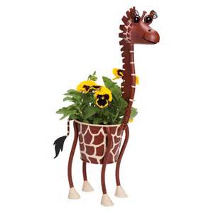 Giraffe Planter by Nice Decors 187 Blog Archive 187 Funny And Cute Giraffe Animal