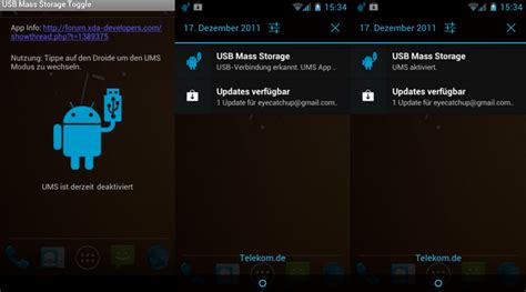 android usb mass storage android app to enable android device mass storage or debug mode