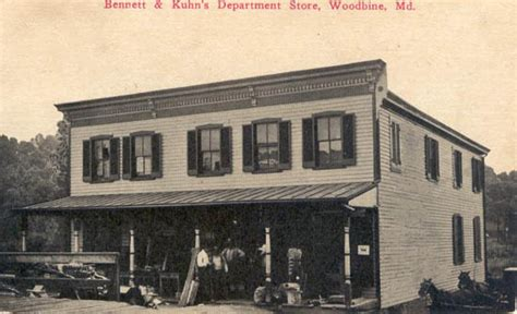 Westminster Md Post Office by Postcards From Carroll County Maryland
