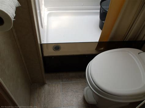 trailer bathroom rv bathroom features to look for in your next rv fun