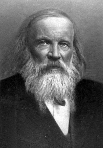 dmitri mendeleev the who made the periodic table