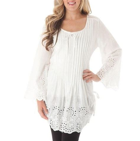 Venits Tunik By eyelet pintuck tunic summer tops and tunics from monoreno events absolutely it