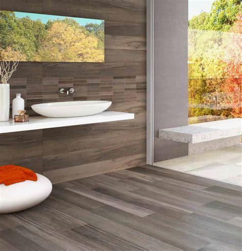 wood porcelain tile bathroom monte napoleone contemporary bathroom detroit by