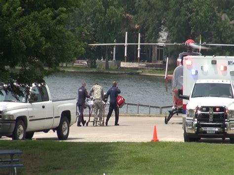 boat crash barton lake tragedy at piney shores resort