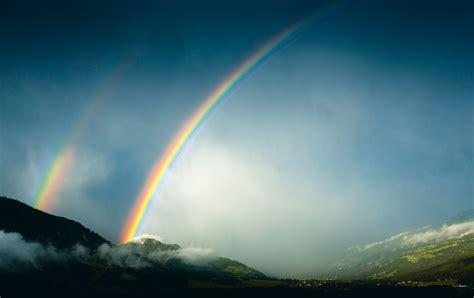 Der Regenbogen | Bergwelten