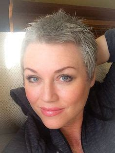 hair dues for a 54yr old women very short hairstyles for older women to keep you young at