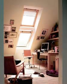 Home Office Ideas For Loft 30 Cozy Attic Home Office Design Ideas
