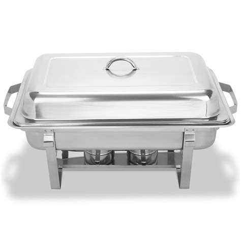 4 Pack Chafing Dish Sets Buffet Catering Party Pack Full Chafing Dish Buffet Set