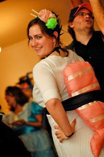 sushi costume inanimate object costumes