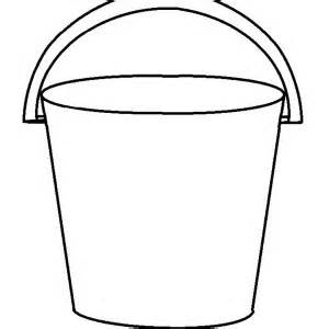 bucket and shovel outline coloring pages best place to color