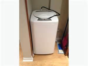 apartment size portable washing machine central ottawa