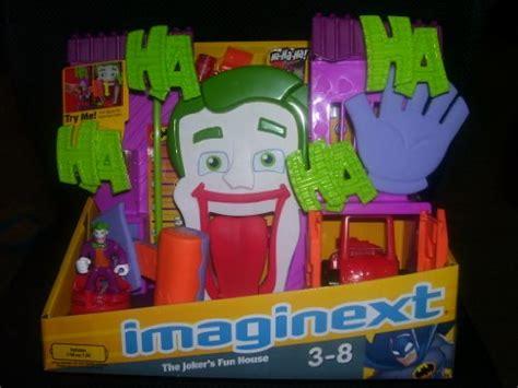 joker s fun house fisher price imaginext the joker s fun house talking buy online in uae toy