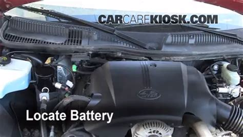 lincoln town car battery battery replacement 1998 2011 lincoln town car 1999