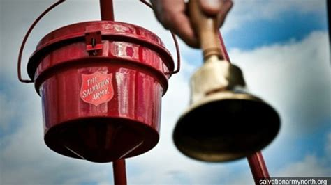 Mba Bell Ringer by Salvation Army Bell Ringer World Record In