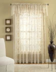 Sheer Valance Curtains Sheer Curtains With Valance Quotes