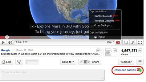 download youtube caption descargar youtube caption downloader para descargar