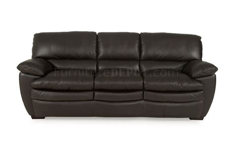 jasper couch 8429 jasper sofa loveseat set by leather italia w options
