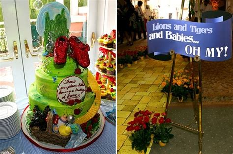 Wizard Of Oz Baby Shower by Pin By Brandi Kerley Henshaw On Baby Shower Ideas