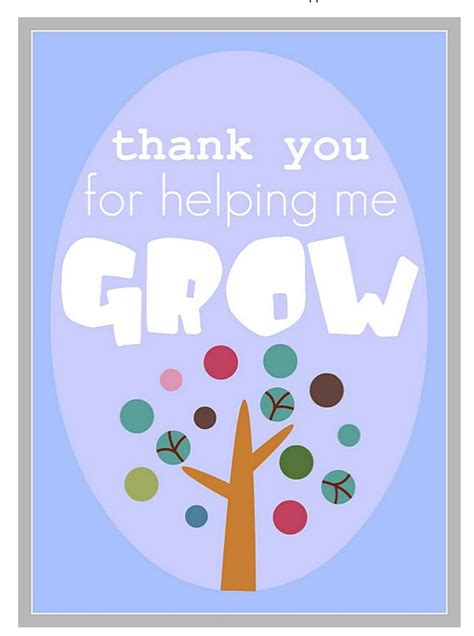 printable teachers day card free printable gift card teacher appreciation quotes