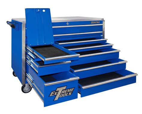 EXTREME TOOLS EX5511RC ROLLER CABINET TOOL BOX