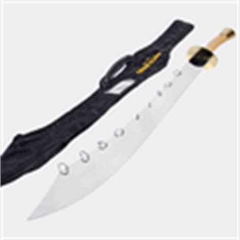 Sale Celana Mma Combat Shorts Blade sword 9 ring broadsword wushu steel 30