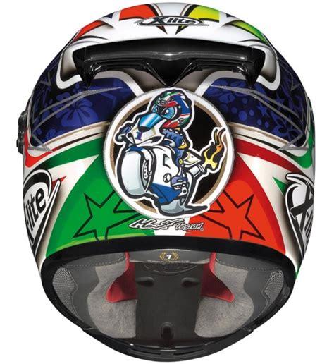 X Lite Helmets by Fabrizio Pirovano X Lite X 802 R Helmet Replica Race Helmets