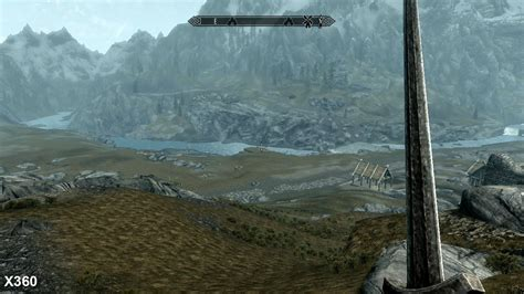 skyrim console ps3 does modded oblivion look better than console skyrim