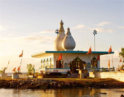 Find In And Tobago Temple In The Sea Destination And Tobago Caribbean Holidays Vacations And