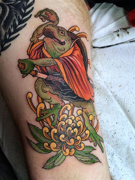 tattoo japanese frog 91 best images about frog on pinterest traditional